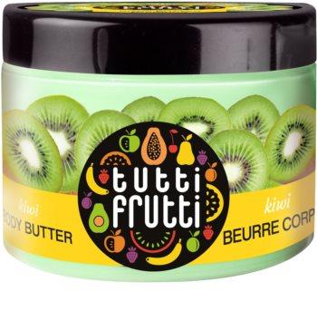 Farmona Tutti Frutti Kiwi burro corpo effetto velluto