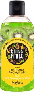 Farmona Tutti Frutti Kiwi gel bain et douche