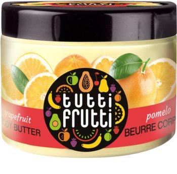 Farmona Tutti Frutti Grapefruit burro corpo effetto velluto