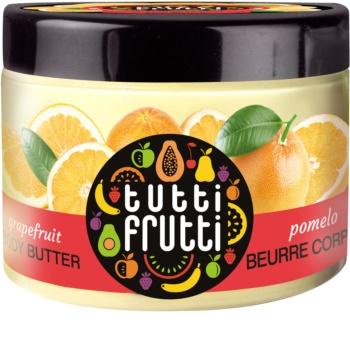 Farmona Tutti Frutti Grapefruit бархатистое масло для тела
