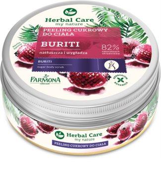 Farmona Herbal Care Buriti nährendes Bodypeeling