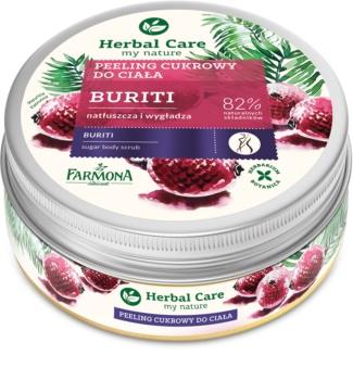 Farmona Herbal Care Buriti scrub nutriente corpo