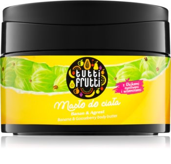 Farmona Tutti Frutti Banana & Gooseberry Body Butter