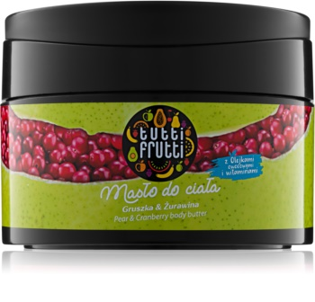 Farmona Tutti Frutti Pear & Cranberry масло за тяло