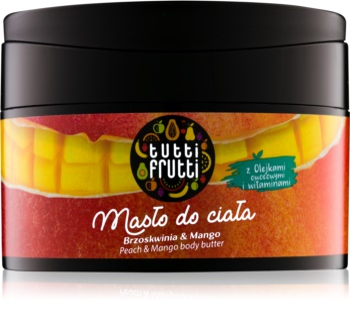 Farmona Tutti Frutti Peach & Mango burro corpo