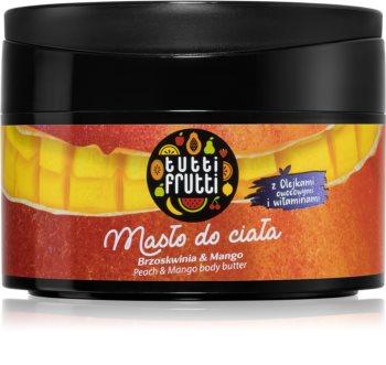 Farmona Tutti Frutti Peach & Mango manteiga corporal