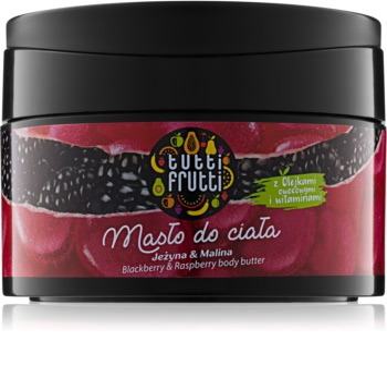 Farmona Tutti Frutti Blackberry & Raspberry масло за тяло