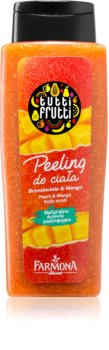 Farmona Tutti Frutti Peach & Mango пилинг для тела