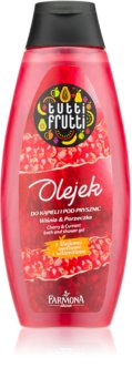 Farmona Tutti Frutti Cherry & Currant gel bagno e doccia
