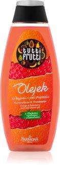 Farmona Tutti Frutti Orange & Strawberry Shower And Bath Gel