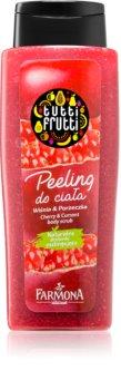 Farmona Tutti Frutti Cherry & Currant exfoliant pentru corp