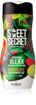 Farmona Sweet Secret Chocolate ulei pentru baie si dus