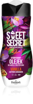 Farmona Sweet Secret Vanilla sprchový a kúpeľový olej