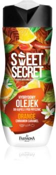 Farmona Sweet Secret Orange tusoló és fürdőolaj