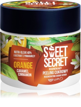 Farmona Sweet Secret Orange scrub rigenerante