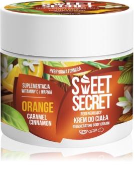 Farmona Sweet Secret Orange regenerierende Creme für den Körper