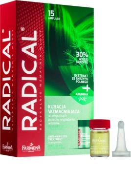 Farmona Radical Hair Loss Hoito Heikenneille Hiuksille ja Hiusten Menetykseen