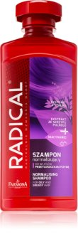 Farmona Radical Oily Hair Normaliserende Shampoo  voor Vet Haar