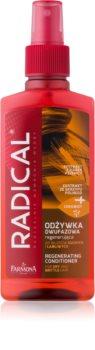 Farmona Radical Dry & Brittle Hair balsam fara clatire in 2 faze pentru par uscat si fragil