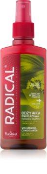 Farmona Radical Thin & Delicate Hair après-shampoing biphasé sans rinçage  pour donner du volume