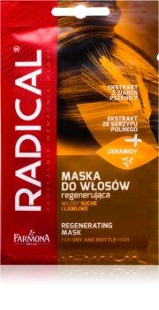 Farmona Radical Dry & Brittle Hair masca pentru regenerare pentru par uscat si fragil