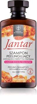 Farmona Jantar shampoing exfoliant