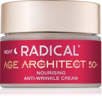 Farmona Radical Age Architect 50+ cremă nutritivă antirid pentru noapte