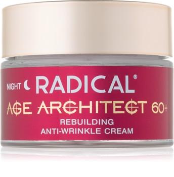 Farmona Radical Age Architect 60+ crema notte modellante antirughe