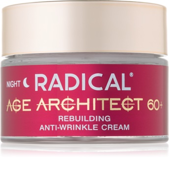Farmona Radical Age Architect 60+ нічний модулюючий крем проти зморшок