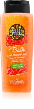 Farmona Tutti Frutti Orange & Strawberry tusoló- és fürdőgél