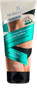 Farmona Nivelazione Turbo Slim exfoliant pentru corp anti-celulită