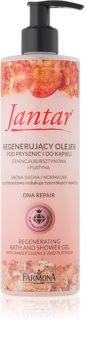 Farmona Jantar gel doccia rigenerante per pelli normali e secche