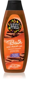 Farmona Tutti Frutti Caramel & Cinnamon гель для душа и ванн