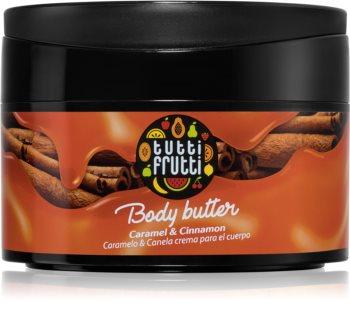 Farmona Tutti Frutti Caramel & Cinnamon масло за тяло
