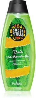Farmona Tutti Frutti Melon & Watermelon żel do kąpieli i pod prysznic
