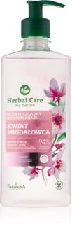 Farmona Herbal Care Almond Flower почистваща мицеларна вода