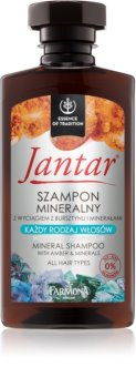 Farmona Jantar mineralisierendes Shampoo für alle Haartypen
