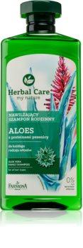 Farmona Herbal Care Aloe хидратиращ шампоан