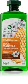 Farmona Herbal Care Manuka Honey hranjivi šampon