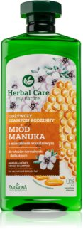 Farmona Herbal Care Manuka Honey sampon hranitor