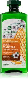 Farmona Herbal Care Manuka Honey výživný šampon