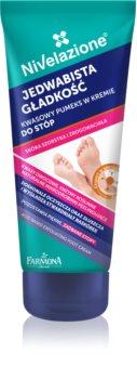 Farmona Nivelazione crema per i piedi effetto scrub