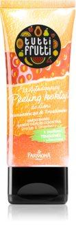 Farmona Tutti Frutti Orange & Strawberry jemný peeling na ruce