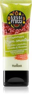 Farmona Tutti Frutti Pear & Cranberry regeneráló krém kézre és körmökre