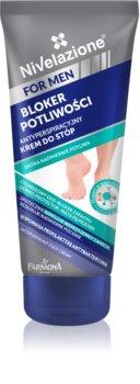 Farmona Nivelazione For Men kremasti antiperspirant za stopala