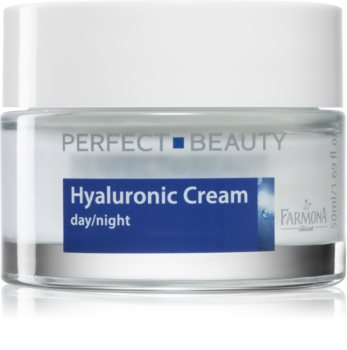 Farmona Perfect Beauty Hyaluronic krem nawilżający z kwasem hialuronowym