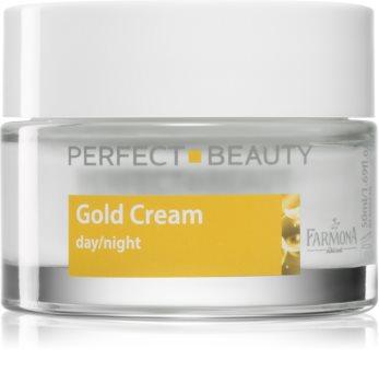Farmona Perfect Beauty krem przeciw zmarszczkom ze złotem