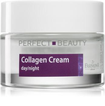 Farmona Perfect Beauty Collagen Rejuvenating Face Cream With Collagen
