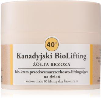Farmona Canadian Biolifting  Yellow Birch crème de jour anti-rides effet lifting