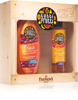 Farmona Tutti Frutti Papaja & Tamarillo confezione regalo V.